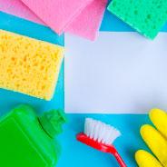 Productos útiles de limpieza